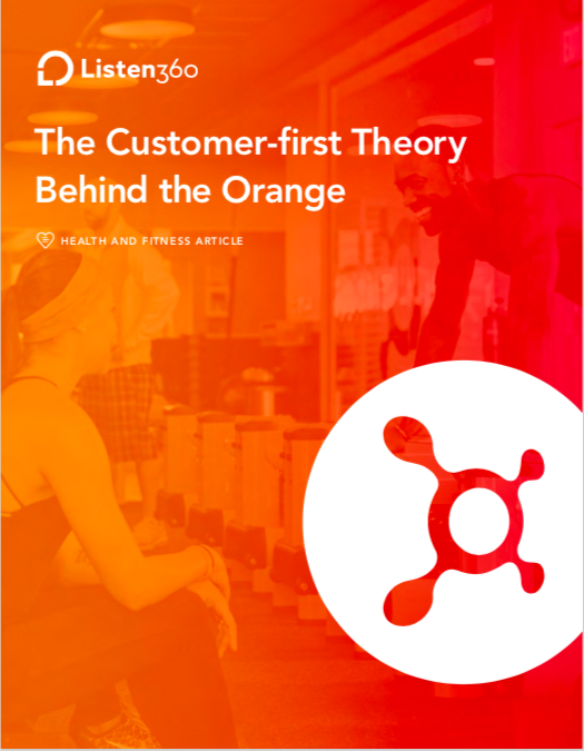 The Customer-first Theory behind the Ora...