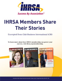 Success by Association: IHRSA Members S...