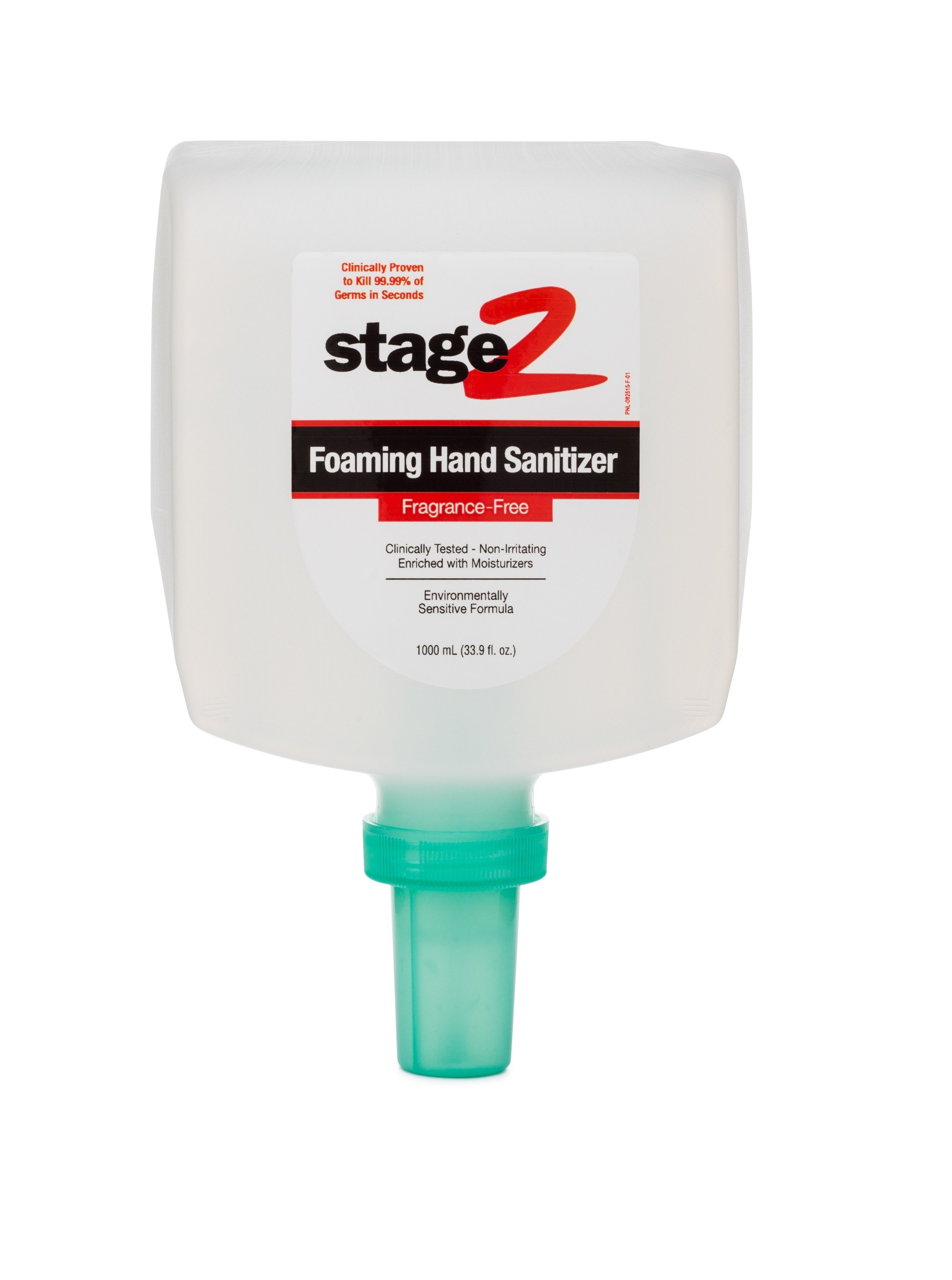 FOAMING ALCOHOL-FREE HAND SANITIZER (IN...