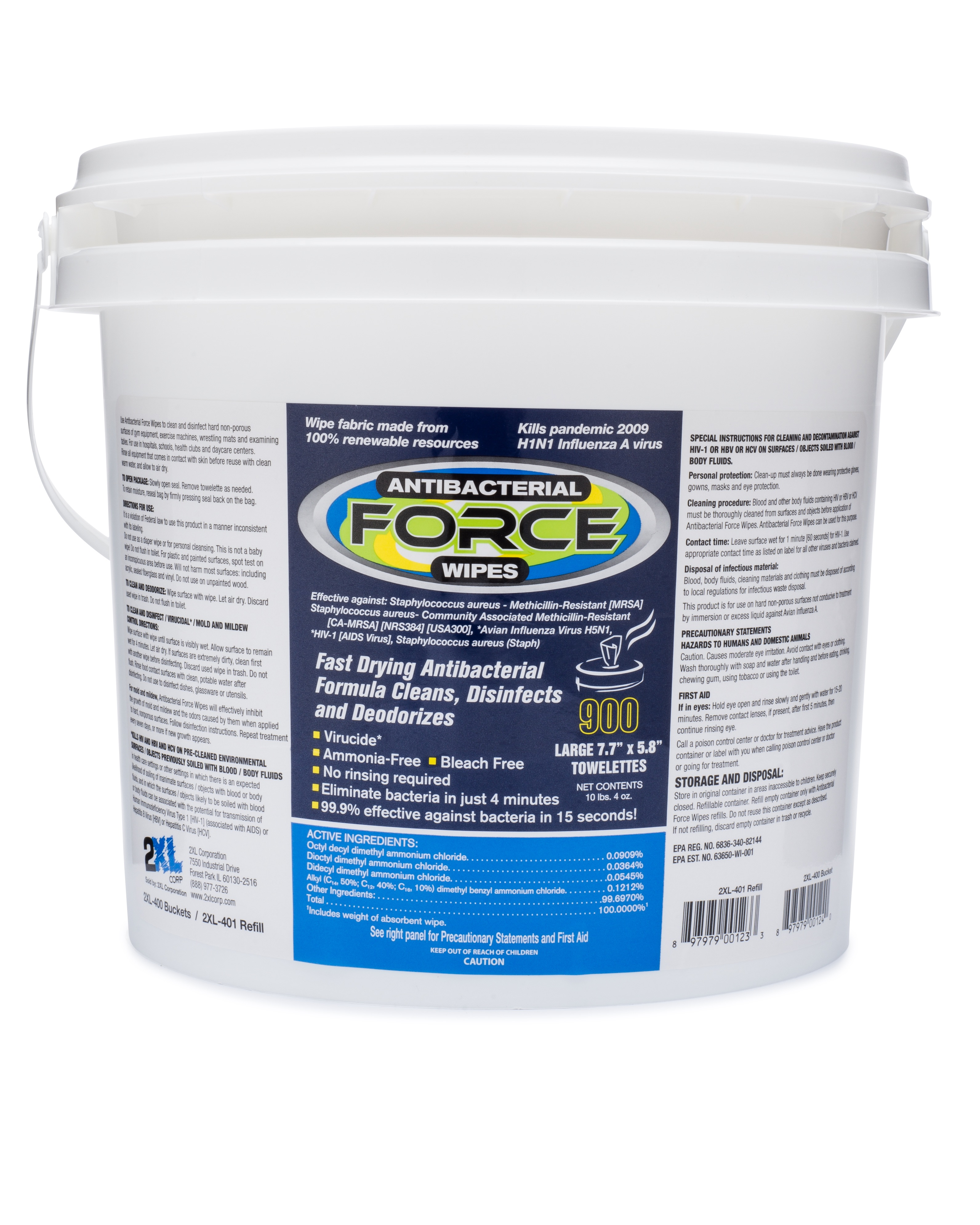FORCE ANTIBACTERIAL