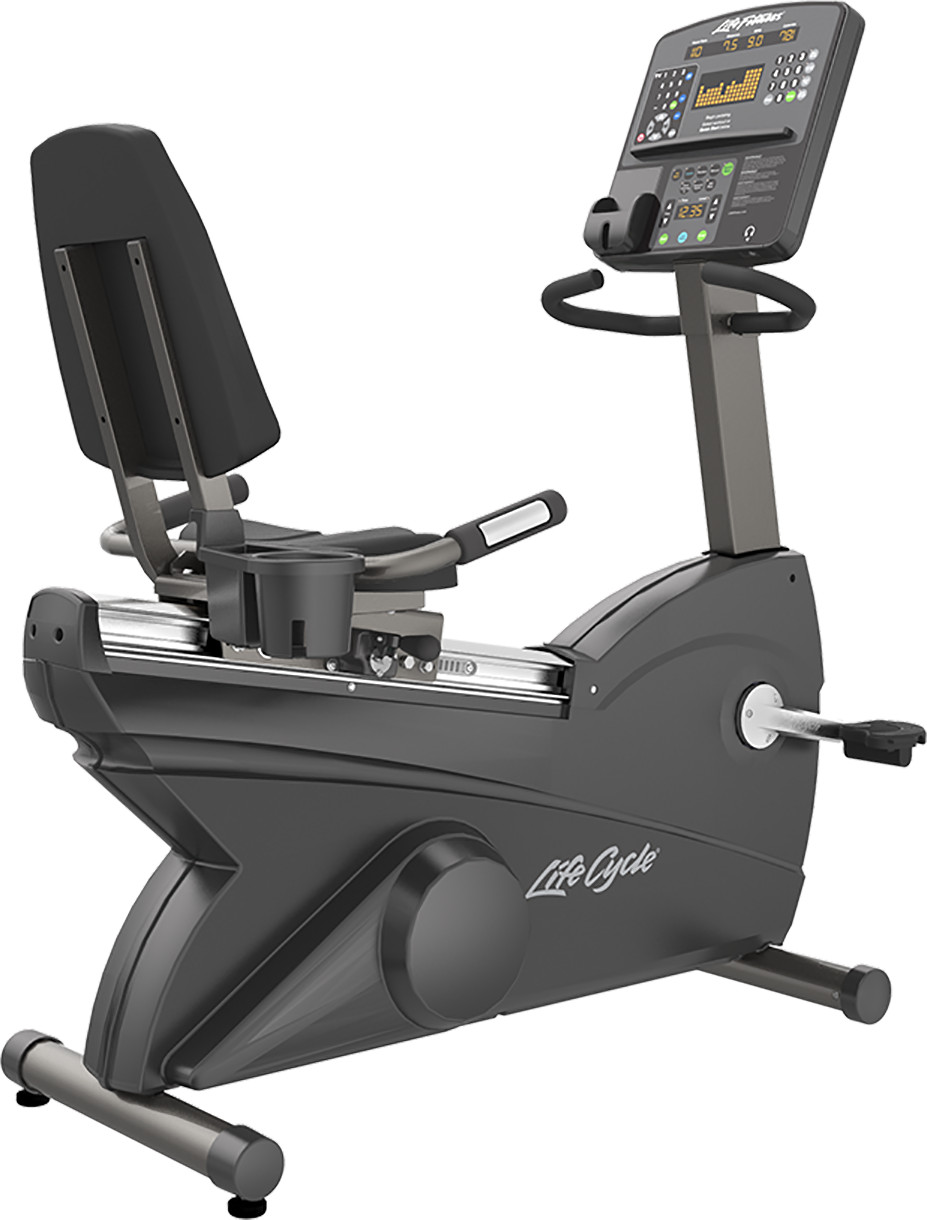 Lifecycle Recumbent Exercise Bikes
