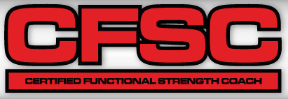 Certified Functional Strength Coach CFSC