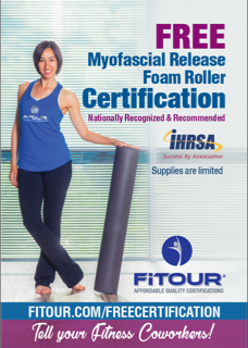 Primary Self Myofascial Release Foam Rol...
