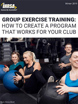 Group Exercise Training: How to Create a...