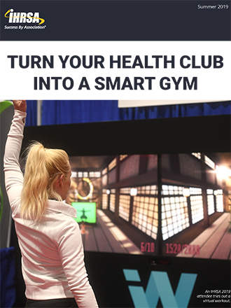Turn Your Health Club Into a Smart Gym