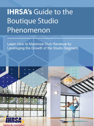 IHRSA's Guide to the Boutique Studio P...