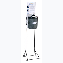 Athletix Dispenser and Stands