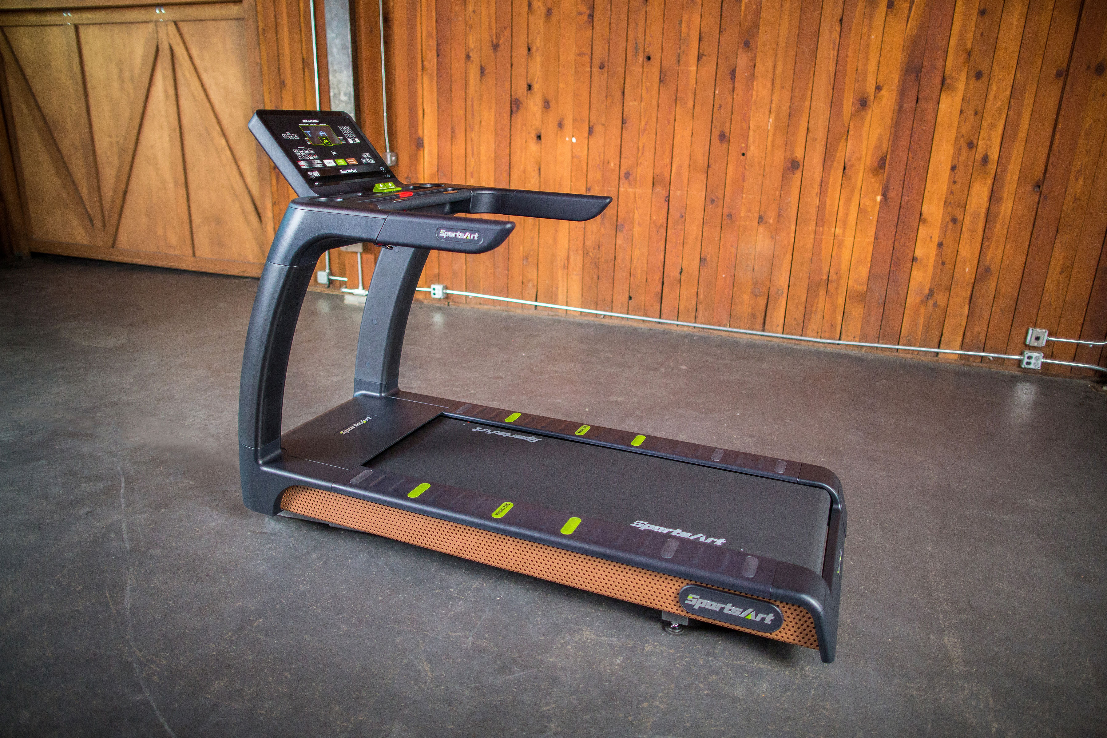 T676 ECO-NATURAL Treadmill