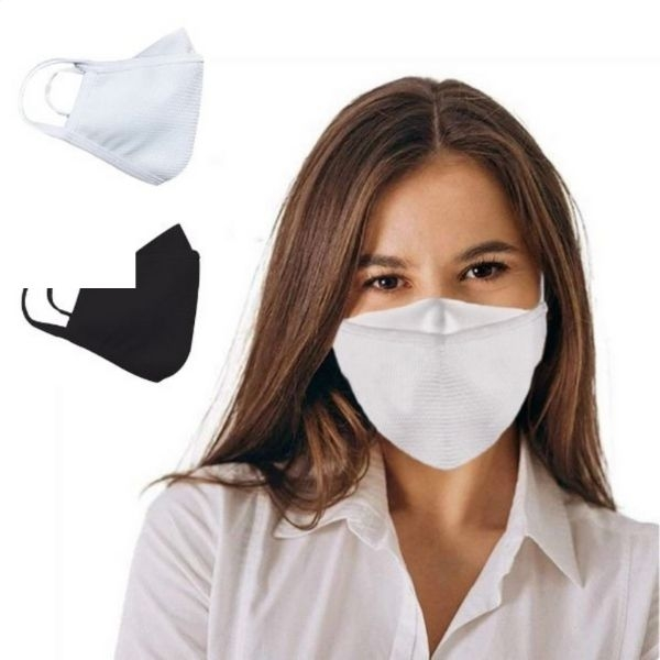 ISO 9001 Certified Washable Blank Mask w...